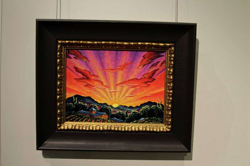 The following pieces will be showcased during the Briscoe Western Art Museum's 14th annual Night of Artists.