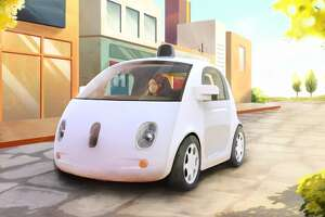 Google patents cushioned car bumpers to protect pedestrians - Photo