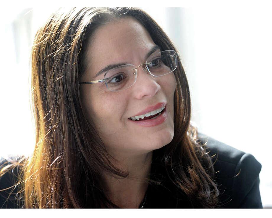 Ingrid Alvarez Photo: Carol Kaliff / The News-Times