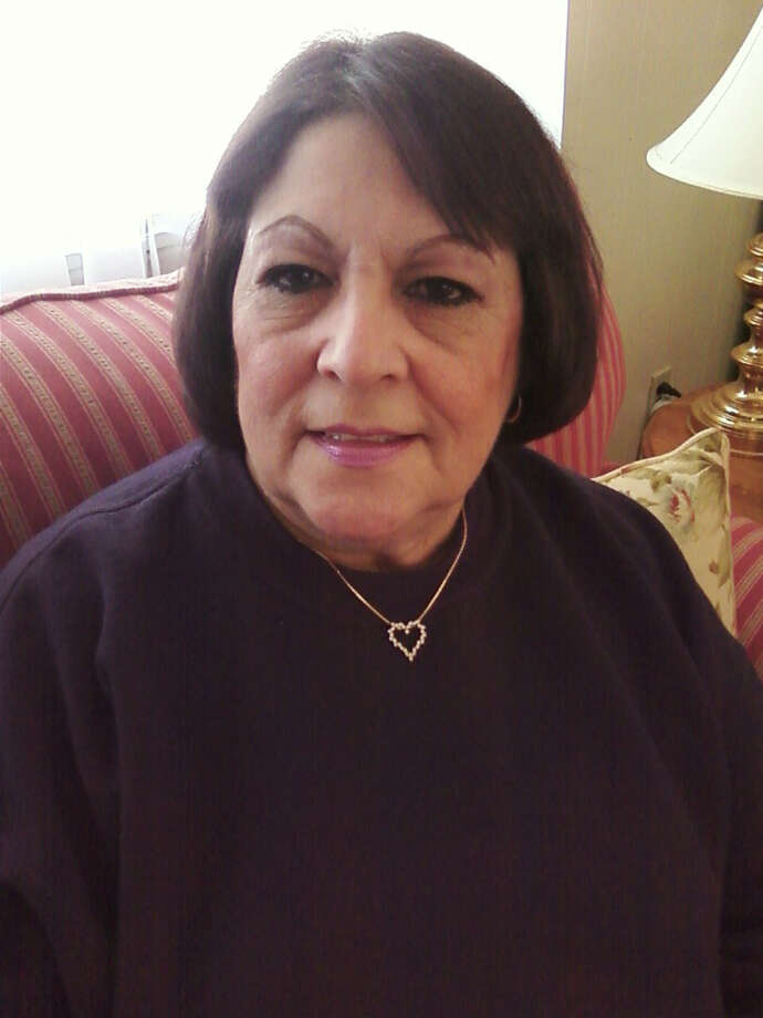 Maryann Anderson, 76, was allegedly beaten to death by her son, Timothy Anderson, 42, in their Stamford home. The assault happened on the afternoon of Monday, March 23, 2015. Maryann underwent surgery that night, but succumbed to her injuries Thursday, March 26, 2014, at Stamford Hospital. Her death is the second murder in the city in 2015. The first was the stabbing death of a middle-aged man in downtown Stamford earlier this month. Photo: Contributed / Stamford Advocate contributed