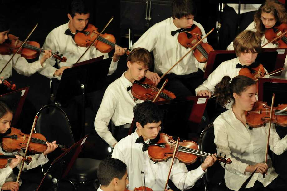 The Greater Bridgeport Youth Orchestras has planned a busy spring schedule. Photo: Contributed Photo / Connecticut Post Contributed
