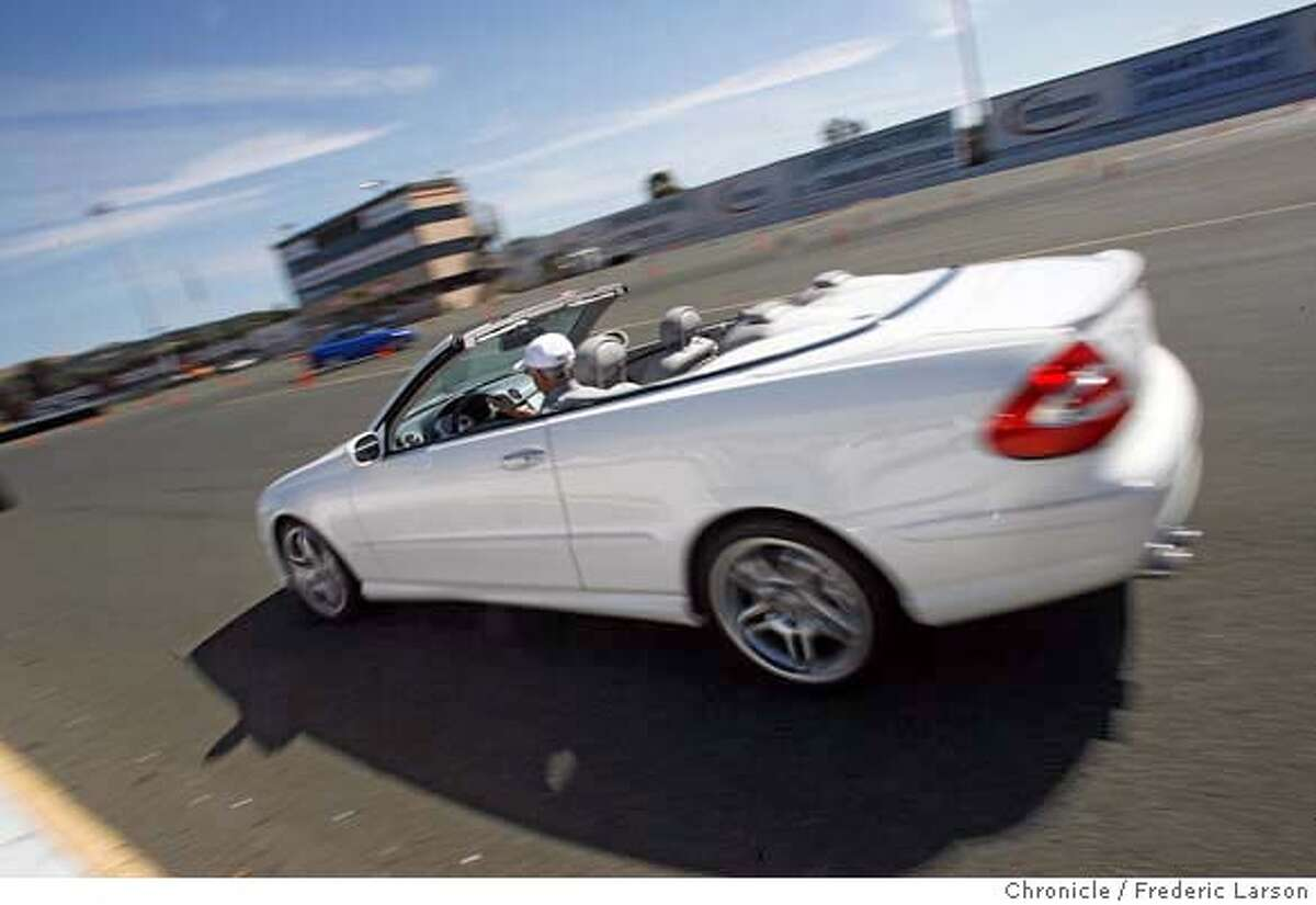 Mercedes Benz CLK 1.8 times more likely to get a ticket Make: Mercedes-Benz Model: CLK 63 AMG Body Style: Sedan Violations: 179 percent Average Age: 47 Percentage Male: 44 percent Source:Verisk Analytics