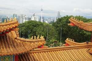 The quiet corners of Kuala Lumpur - Photo