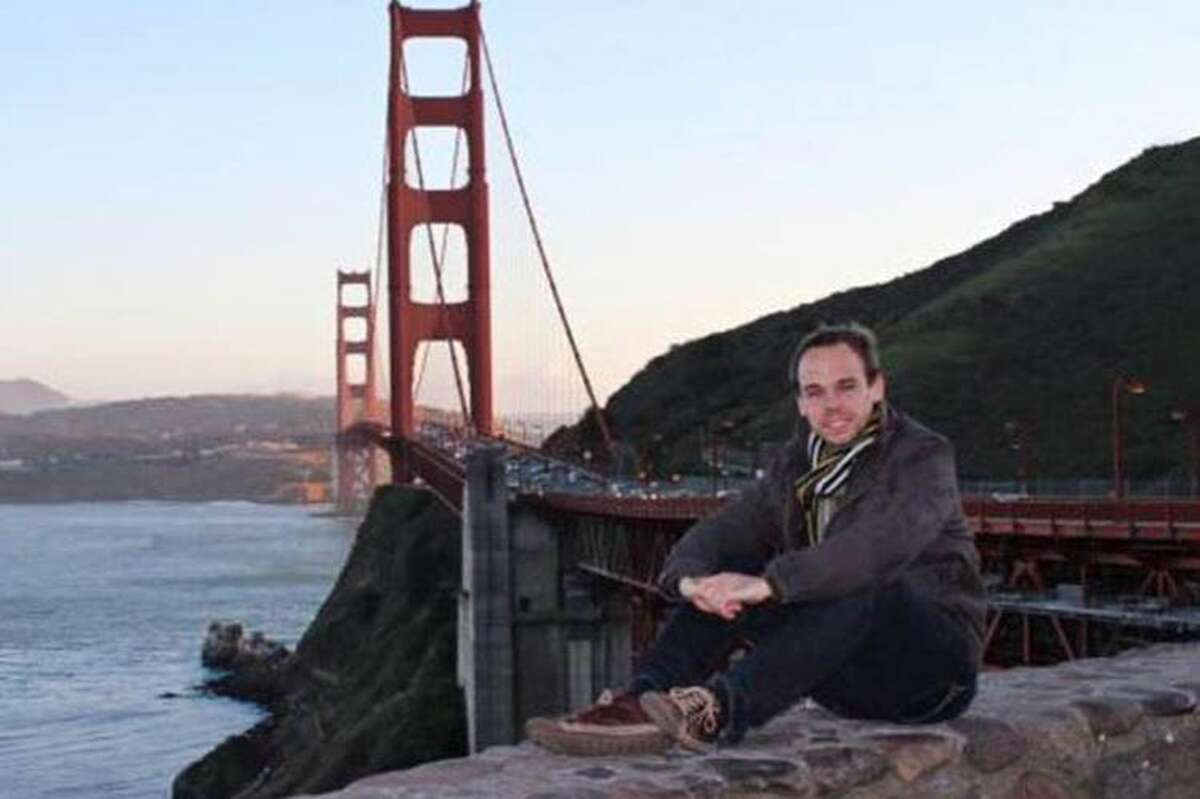 An undated image taken from Facebook of Germanwings co-pilot Andreas Lubitz.