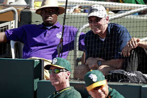 Baseball's Billys champion tolerance in A's camp - Photo