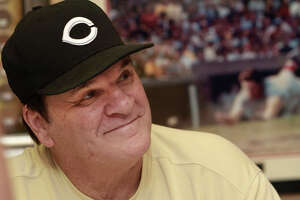 Lift ban on Pete Rose: He's served his time - Photo