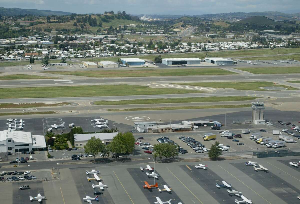 FILE - Buchanan Airport in Concord.