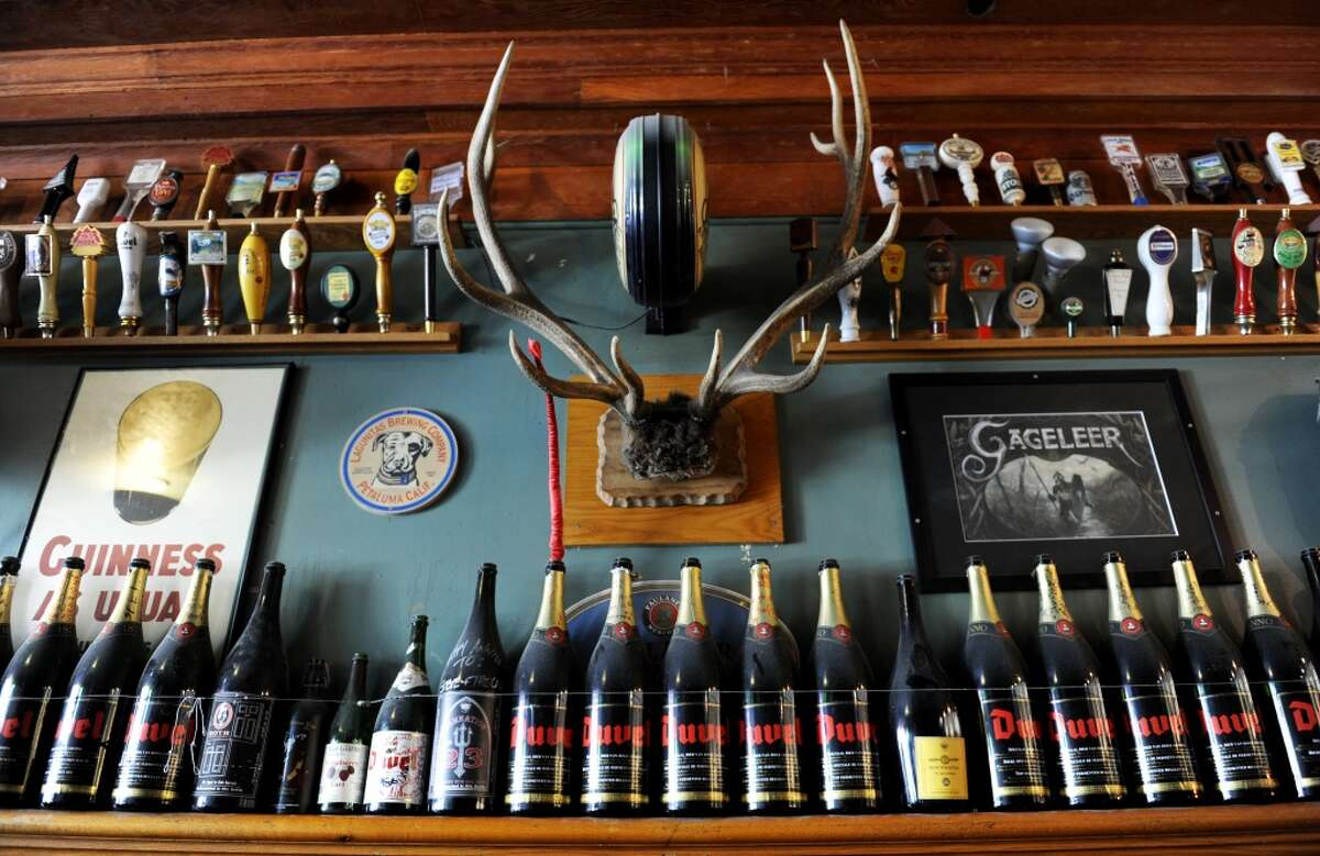 Toronado Pub in San Francisco is considered an iconic SF tap room with 45 rotating draft beer selections.