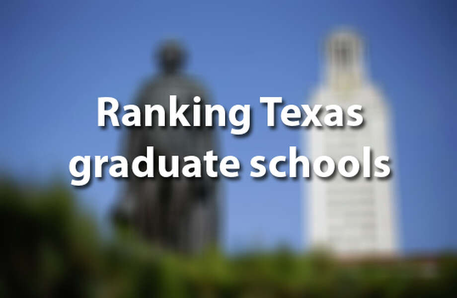U.S. News & World Report has released new rankings for the best graduate schools in the nation. Keep clicking to see how Texas schools compare.Source: U.S. News & World Report Photo: Houston Chronicle