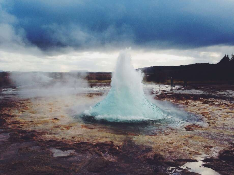 "Former U.S. Interior Secretary Cecil Andrus has described national parks as the ""crown jewels"" of America.  They raise not only the human spirit, but the American economy.  Direct spending by park visitors totaled $18.2 billion in 2017. Geysers blow in order to discharge underground heat. Photo: Benot Marquette / EyeEm, Getty Images/EyeEm"