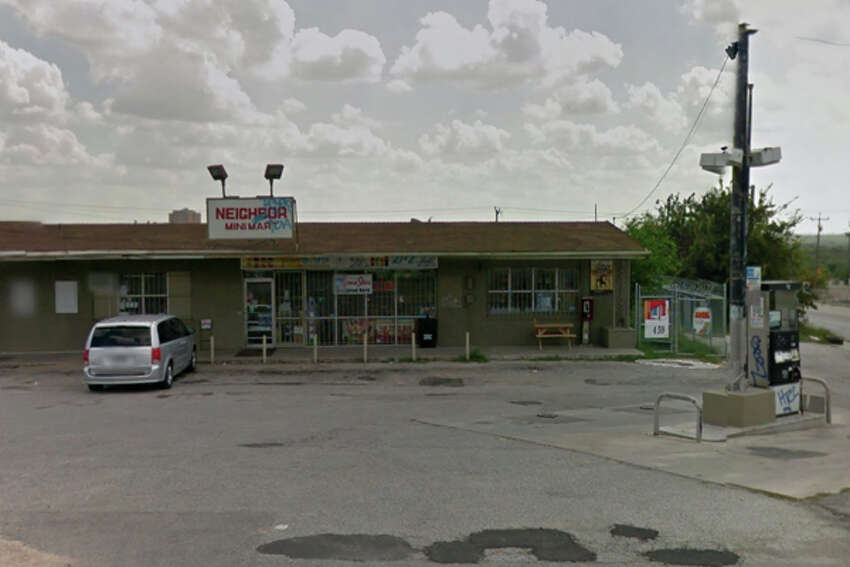 Neighbor Mini Mart: 260 Tarasco, San Antonio, Texas 78227Date: 02/09/2017 Score: 79Highlights: Eggs and lunch meats not maintained at the correct temperature in the cold hold unit, no hot water available in the establishment, inside of ice machine needs cleaning, no soap or paper towels at hand washing sinks, no Certified Food Manager (CFM) present at time of inspection.