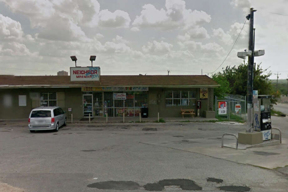 Neighbor Mini Mart: 260 Tarasco, San Antonio, Texas 78227Date: 02/09/2017 Score: 79Highlights: Eggs and lunch meats not maintained at the correct temperature in the cold hold unit, no hot water available in the establishment, inside of ice machine needs cleaning, no soap or paper towels at hand washing sinks, no Certified Food Manager (CFM) present at time of inspection. Photo: Google Street View/Maps