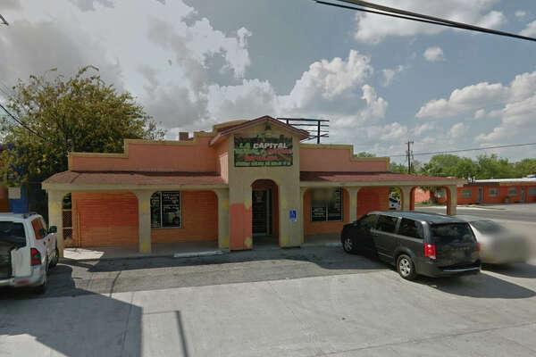 LA CAPITAL MEXICAN RESTAURANT 2403 PINN RD San Antonio , TX 78227