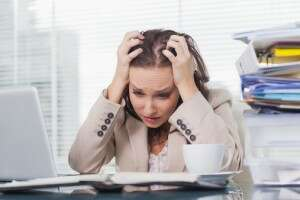 Take steps to manage work-related stress - Photo