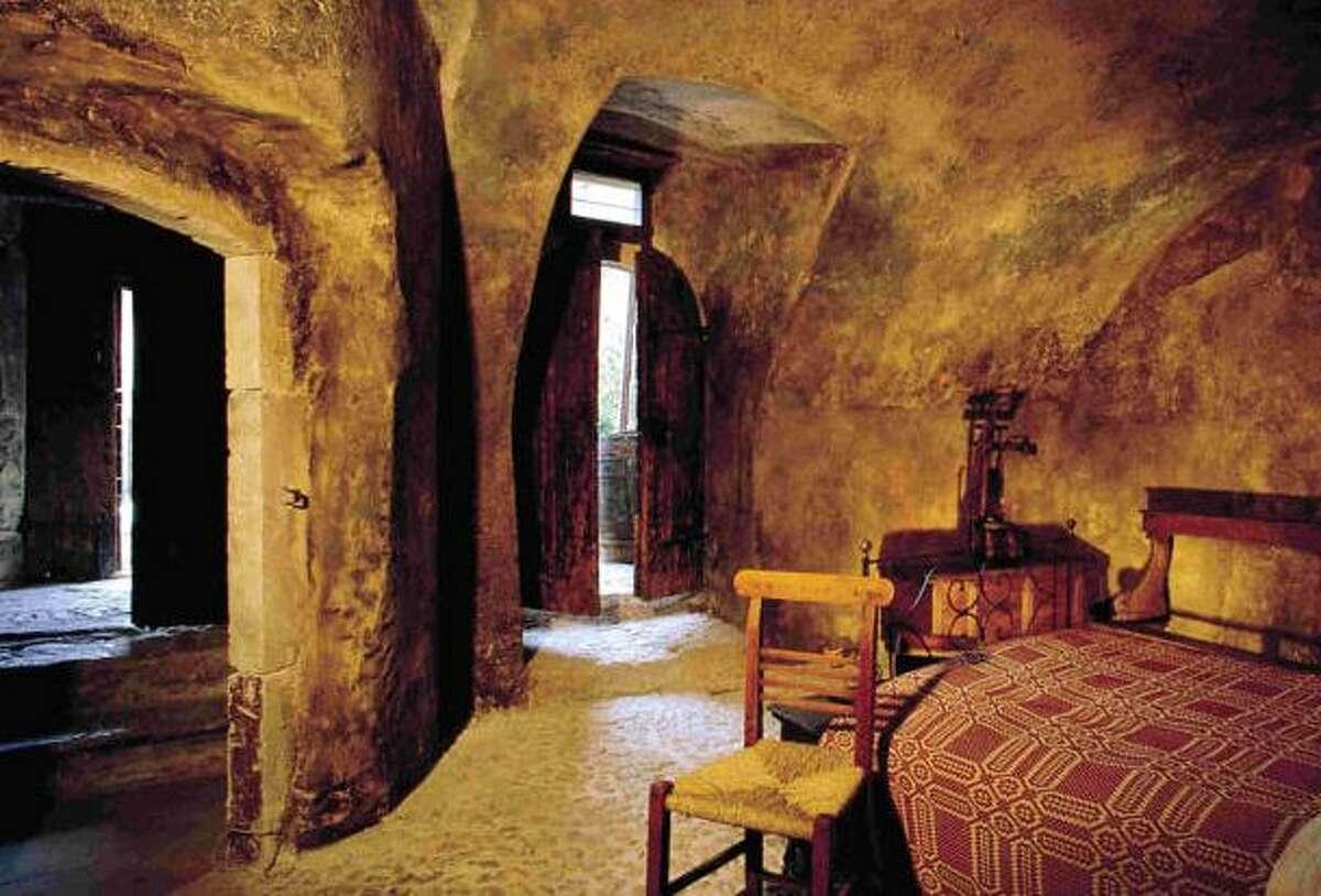 Sextantio Albergo Diffuso in Santo Stefano di Sessanio, Italy. Photo courtesy of Booking.com.