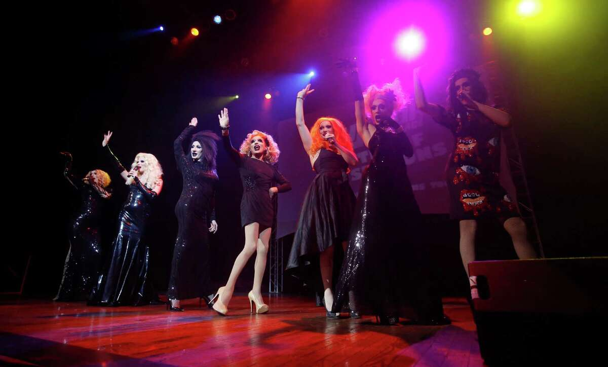 RuPaul's Drag Race: Battle of the Seasons March 26 at House of Blues Drag is much more than lip-syncing. This standout show included singing, comedy and dancing.
