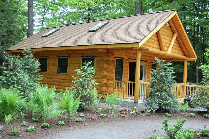 Cabin Alaska, Minnesota and Wisconsin