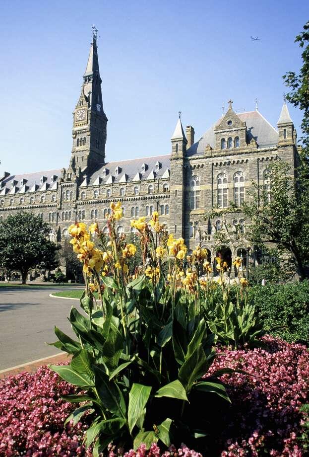 25. Georgetown UniversityMcDonough School of BusinessWashington D.C