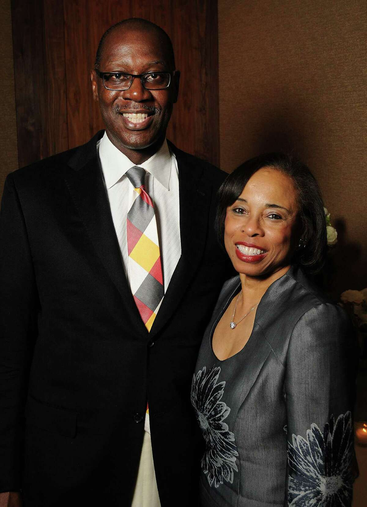 Phyllis and Cornell Williams