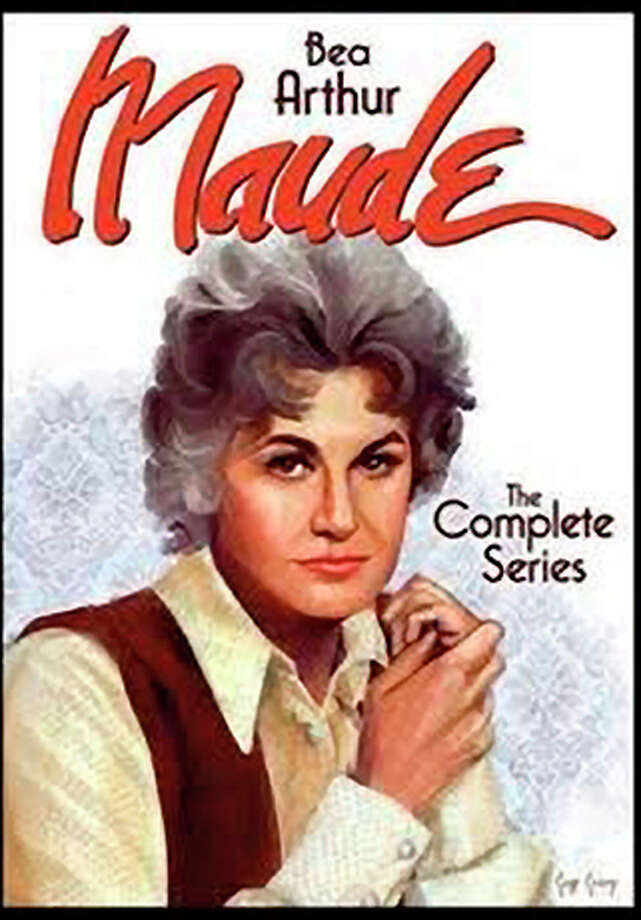 "DVD cover: ""Maude: The Complete Series"" Photo: Shout! Factory / Shout! Factory / ONLINE_YES"