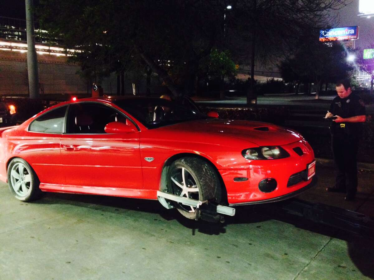 A Friday night street racing initiative by Harris County Sheriff's Office deputies resulted in the arrest of eight individuals; additionally, 13 traffic citations were issued for various other violations.