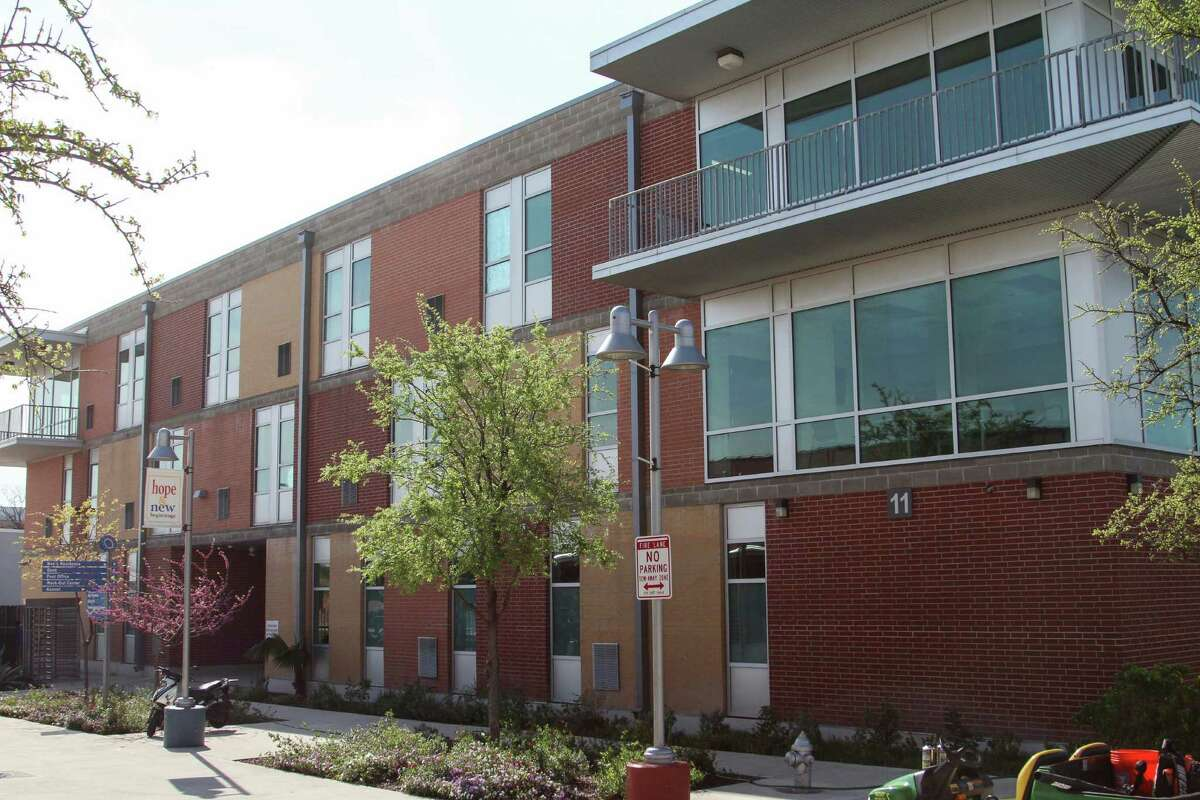 The separate wing is designed to protect LGBT intakes from possible discrimination from others staying at Haven for Hope, and not to seclude them from the rest of the temporary housing community.