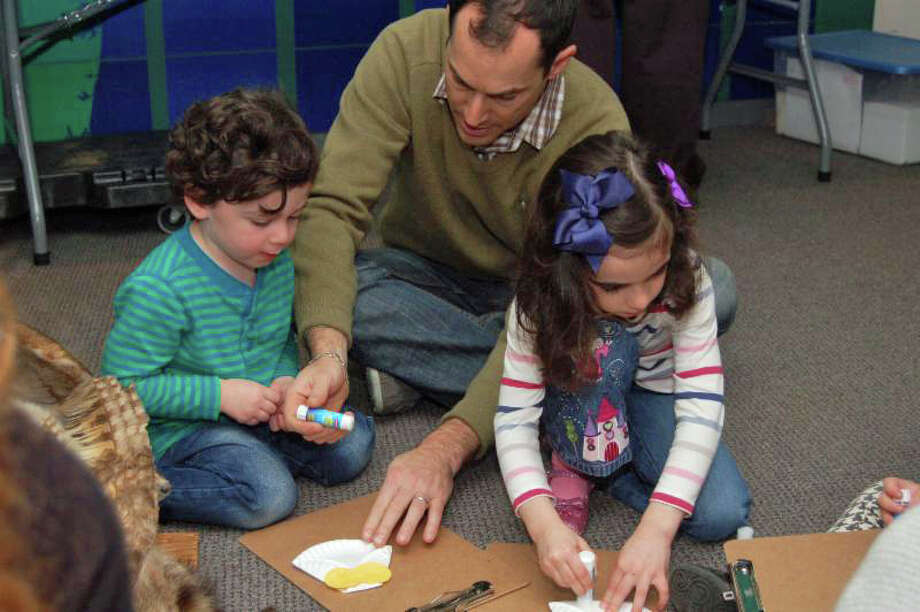Bruce Museum Family Studio Workshop On March 29, from 1-3, the Bruce Museum, 1 Museum Drive, is holding a family studio workshop from 1 to 3 p.m. Sunday. Suitable for all ages. Cost and information: 203-869-0376. Photo: Contributed Photo / Greenwich Time Contributed