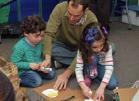 Bruce Museum Family Studio Workshop On March 29, from 1-3, the Bruce Museum, 1 Museum Drive, is holding a family studio workshop from 1 to 3 p.m. Sunday. Suitable for all ages. Cost and information: 203-869-0376.