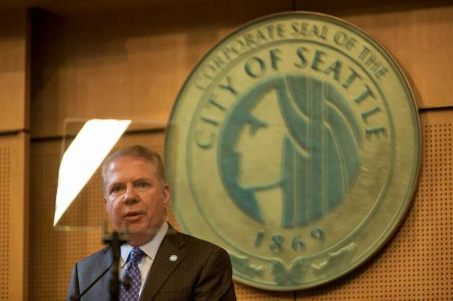 Mayor Ed Murray file photo Photo: Jordan Stead/seattlepi.com
