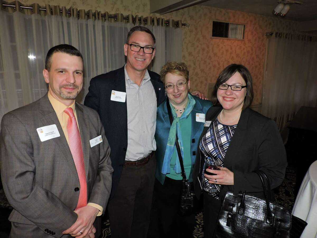 Were you Seen at the Rensselaer County Regional Chamber of Commerce Leadership Institute Class of 2015 graduation ceremony and dinner held at Franklin Terrace Ballroom in Troy on Thursday, March 26, 2015?