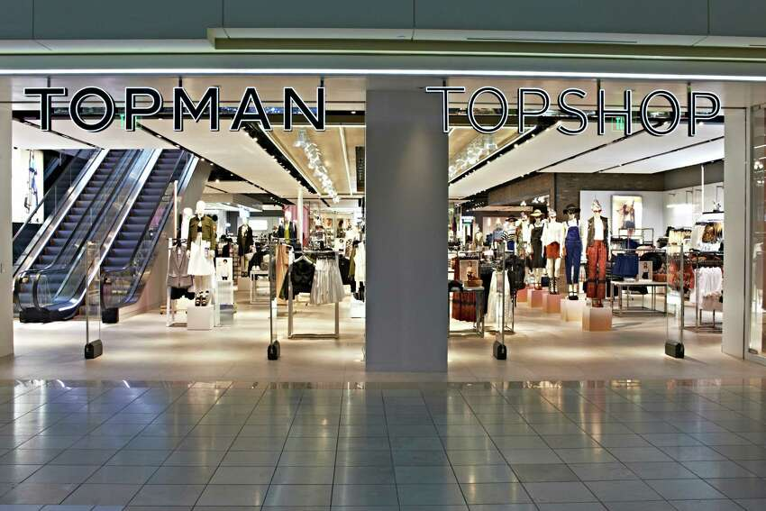The new Topshop Topman is located in Galleria II near Kona Grill and Forever 21.