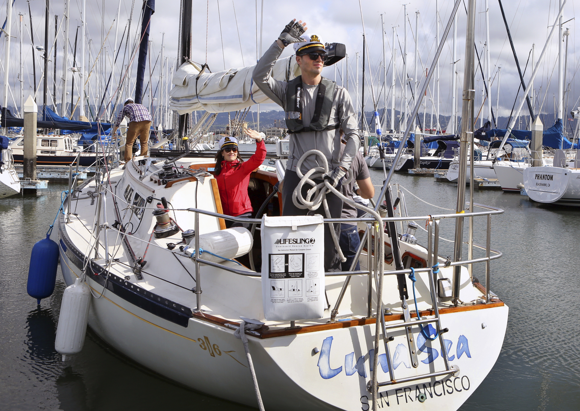 Startups want to be the Airbnb for boats - SFGate