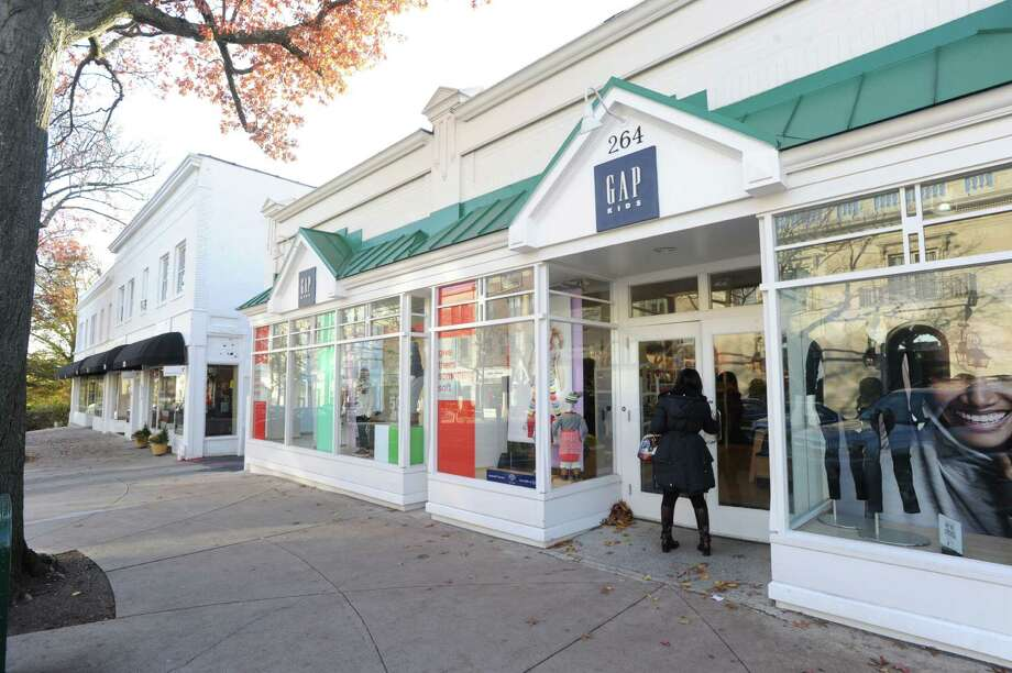 The Gap Kids store at 264 Greenwich Ave., Greenwich, Conn., Wednesday, Nov. 19, 2014. Photo: Bob Luckey / Greenwich Time