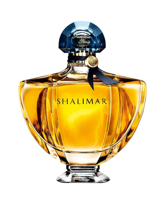 Signature scent: Shalimar Guerlain Paris