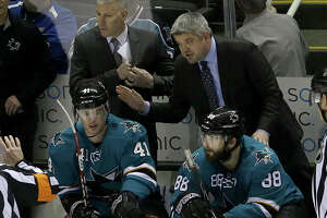 Missing playoffs could cost McLellan job with Sharks - Photo