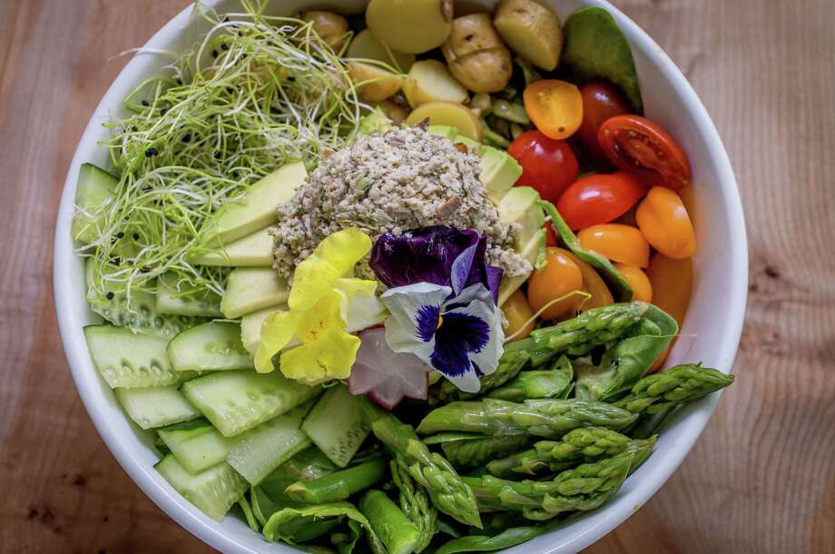 Virtuous and vegan, Nourish lives up to its name - San ...