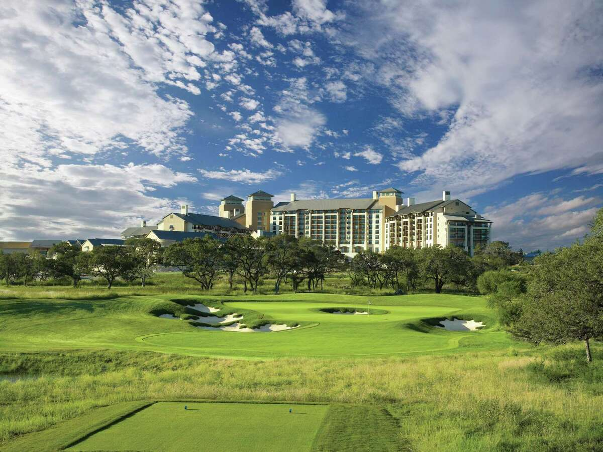 JW Marriott San Antonio Hill Country Resort hosts pro golf tournaments.