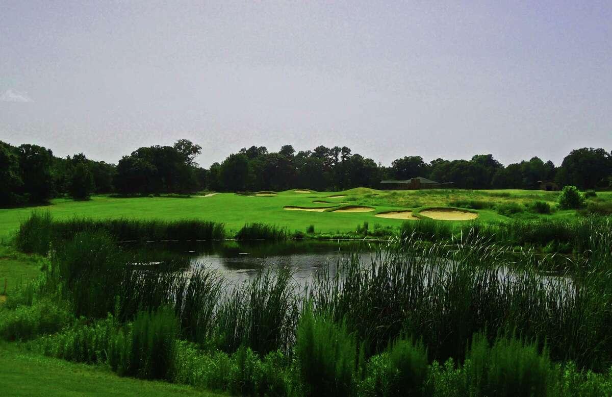 Pine Dunes Golf Club near Frankston is one of the state's best hidden gems.
