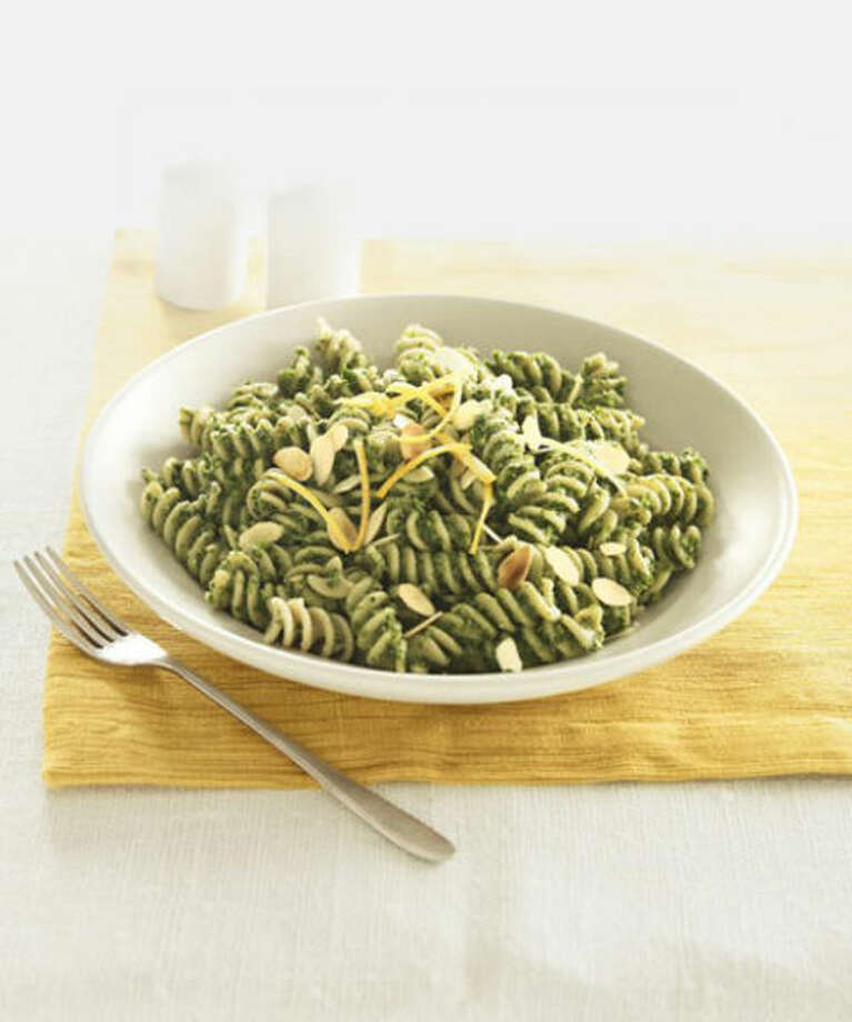 Broccoli Pesto Pasta Sneak in Veggies: Unless they station themselves ...