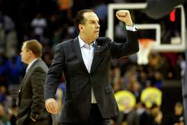 Notre Dame coach Mike Brey was on Duke's staff in 1991 when the Blue Devils stunned undefeated UNLV in the Final Four.