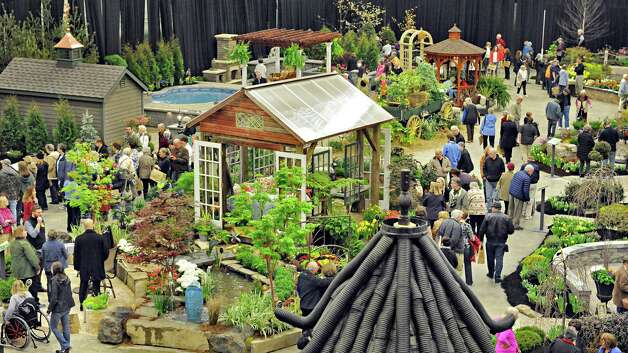 Inspiration Blooms At Capital District Garden And Flower Show At Hvcc Times Union