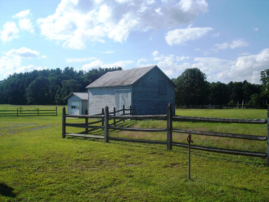 Pitney Farm, Saratoga Sprigns, N.Y. (Saratoga PLAN photo)