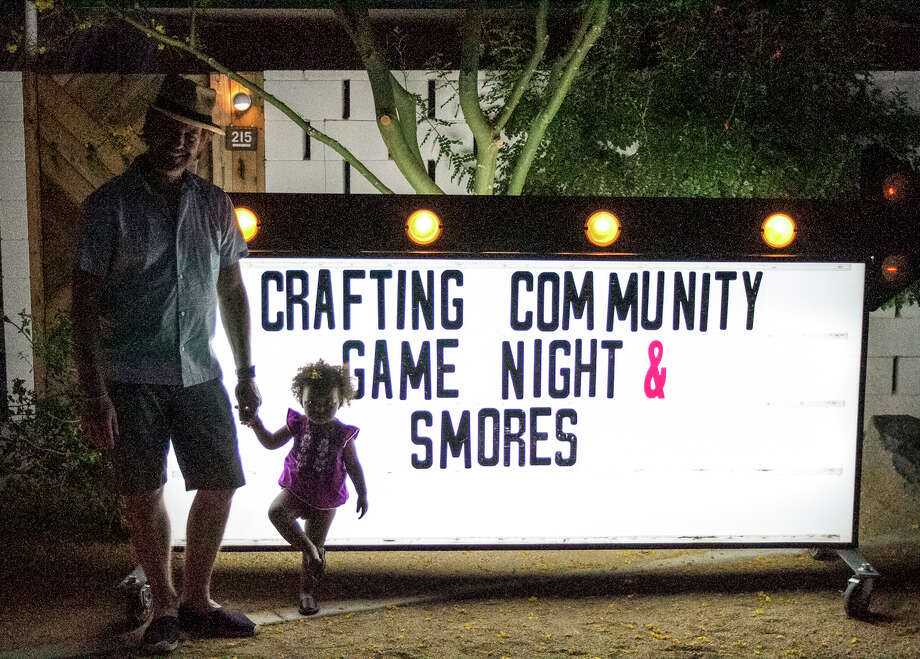 Crafting Community is May 1-3 at the Ace Hotel and Swim Club in Palm Springs. Tickets start at $1,800 for a family of three and include lodging, meals, crafts recreational activities. www.craftingcommunity.com. Photo: Crafting Community / ONLINE_YES