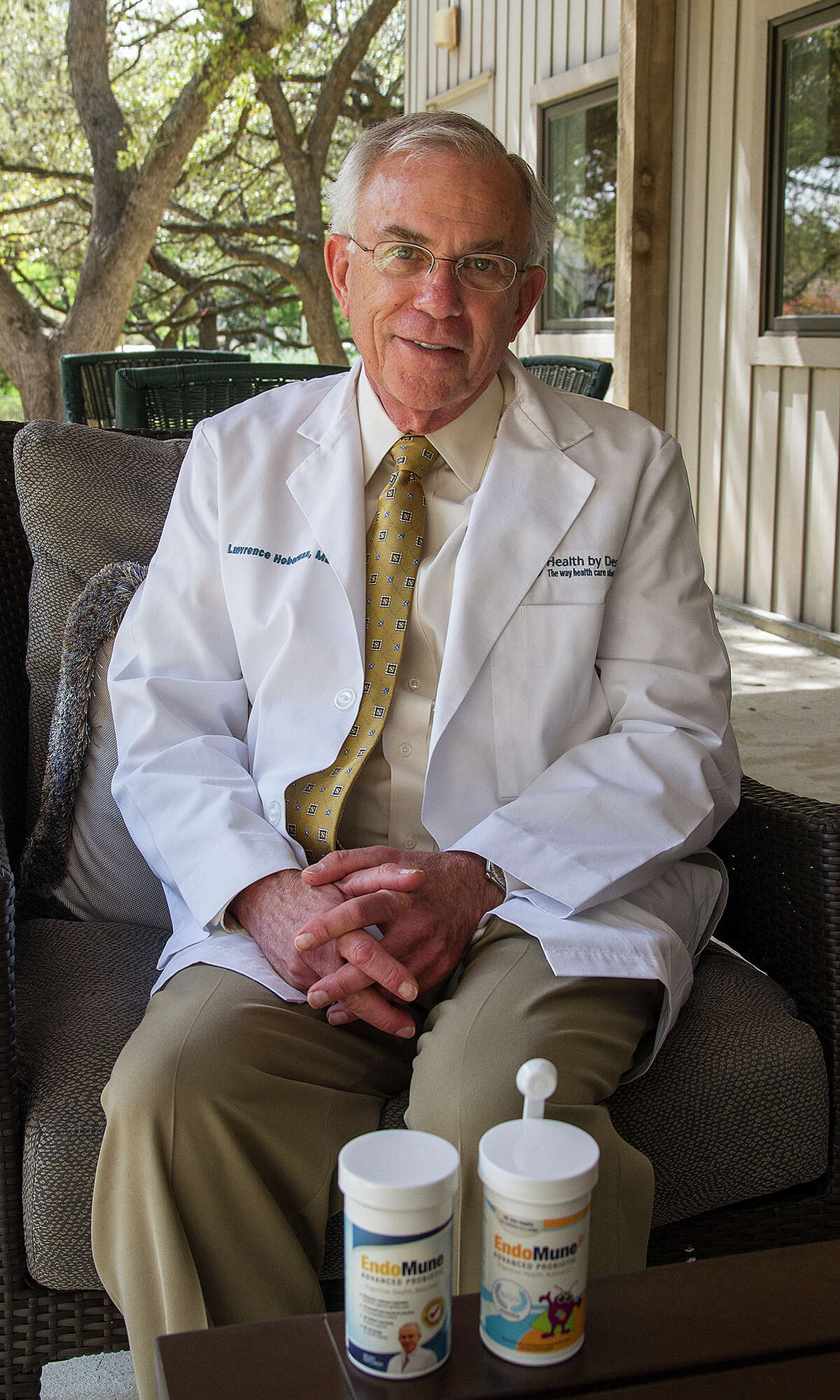 Dr. Lawrence Hoberman drove to doctors' offices and independent pharmacies weekly to tout the benefits of the over-the-counter product and how it might restore balance to the digestive system.