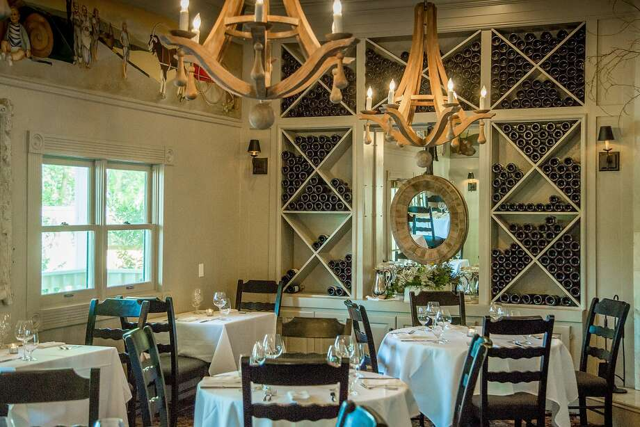 The interior of the Farmhouse Inn and Restaurant in Forestville, Calif., is seen on March 27th, 2015. Photo: John Storey, Special To The Chronicle