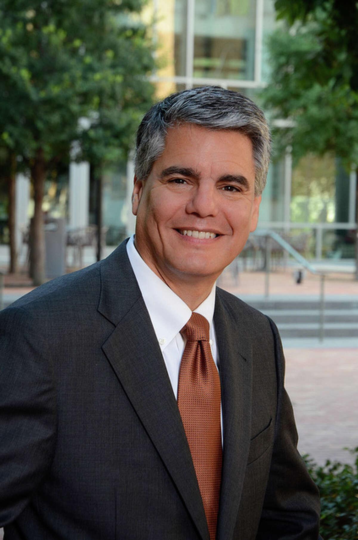 Greg Fenves, the sole finalist for UT-Austin president