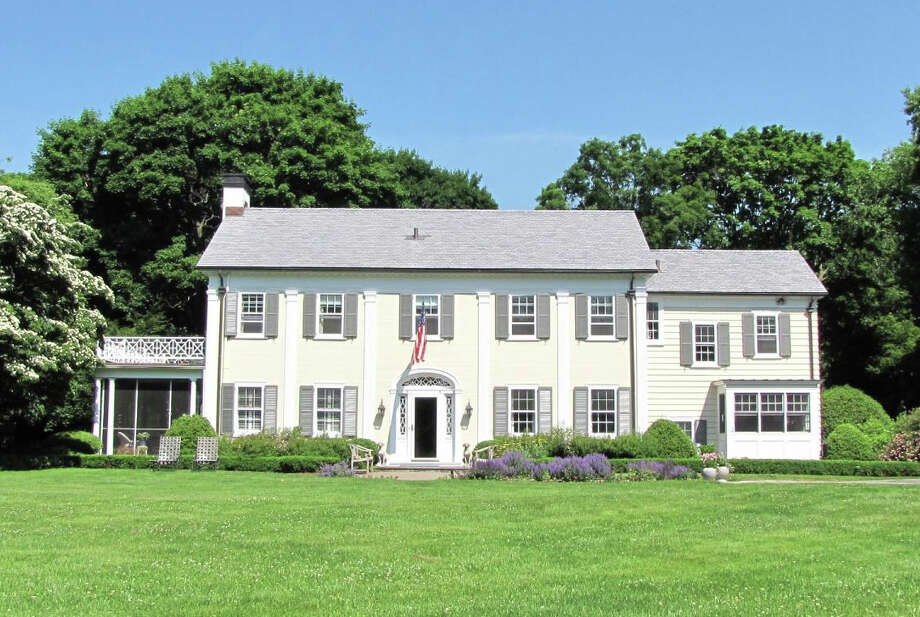 The property at 1100 Pequot Ave. was recently sold for $2,475,000. Photo: Contributed Photo / Fairfield Citizen