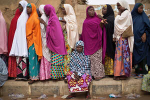 Millions of Nigerians vote despite Boko Haram extremist attacks - Photo