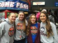 Were you Seen at the NCAA Women's Division I Basketball East Regional and Fan Fest at Times Union Center in Albany on Saturday, March 28, 2015