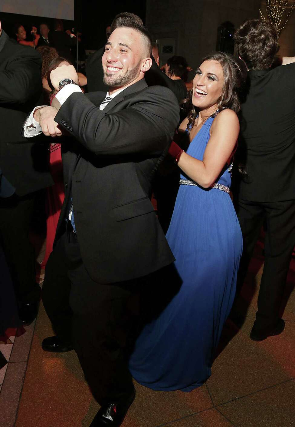 Were you Seen at the Make-A-Wish Northeast New York Gala at the Hall of Springs in Saratoga Springs on Saturday, March 28, 2015?